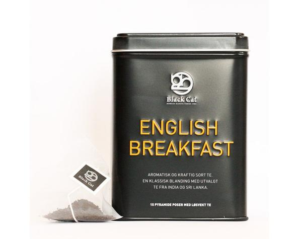 Bilde av Black Cat English Breakfast